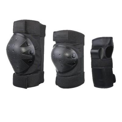 Защита для роликов Clean. Черный в магазине Rollbay.ru