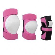 Защита для роликов Clean. Розовый