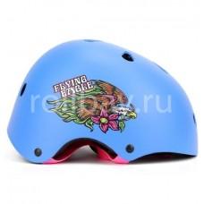 Шлем Flying Eagle детский размер. Синий