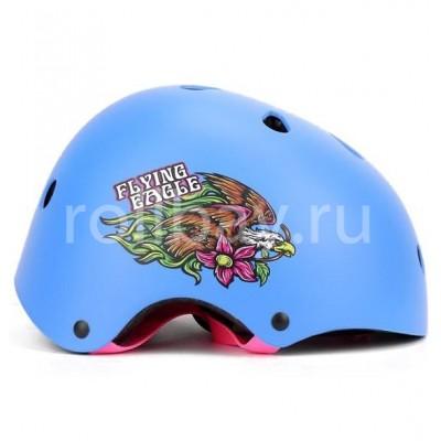 Защита  Шлем Flying Eagle детский размер. Синий