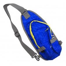 Рюкзак через плечо 3 литра. Разные цвета