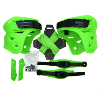 Набор для роликов Flying Eagle Custom Kit. Зеленый в магазине Rollbay.ru