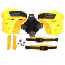 Набор для роликов Flying Eagle Custom Kit. Желтый