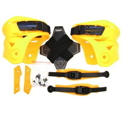 Набор для роликов Flying Eagle Custom Kit. Желтый в магазине Rollbay.ru