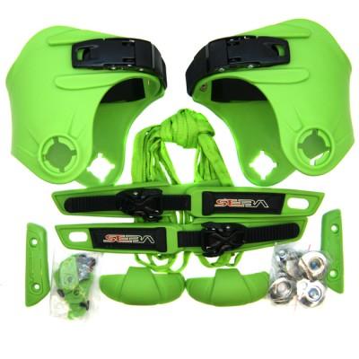 Набор для роликов Seba High Custom Kit. Зеленый в магазине Rollbay.ru