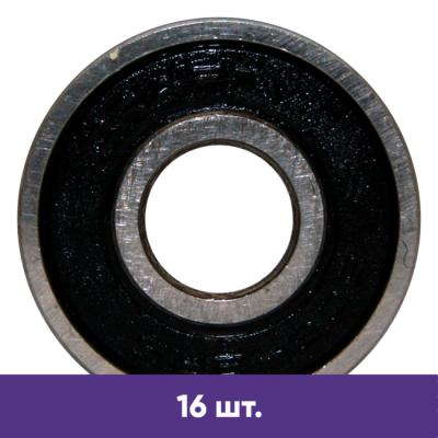 Подшипники для роликов CRAFT 608 ABEC-7 (16 шт) в магазине Rollbay.ru