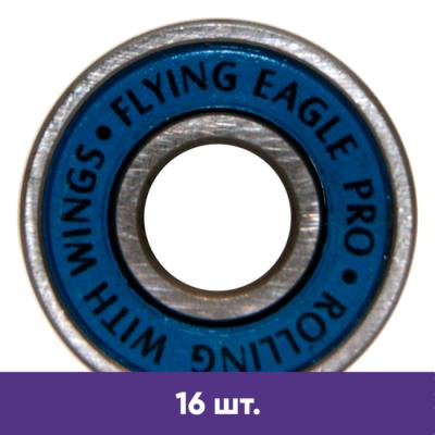 Подшипники для роликов Flying Eagle PRO ABEC-9 (16 шт) в магазине Rollbay.ru