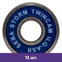 Подшипники для роликов Seba Storm RCRS Twincam (12 шт)