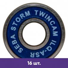 Подшипники для роликов Seba Storm RCRS Twincam (16 шт)