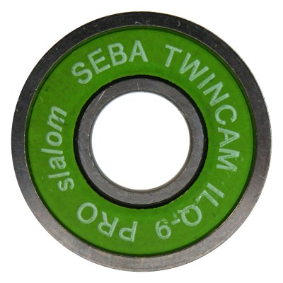 Купить Подшипники Подшипники Seba TWINCAM ILQ-9 PRO slalom (1 шт) в магазине RollBay.ru