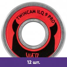 Подшипники для роликов Powerslide Wicked Twincam ILQ 9 Pro (12 шт)
