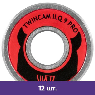 Подшипники для роликов Powerslide Wicked Twincam ILQ 9 Pro (12 шт) в магазине Rollbay.ru