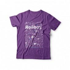 Футболка Rollbay