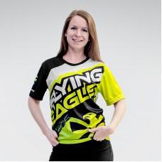 Футболка Flying Eagle Green