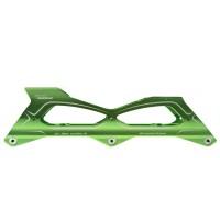 Рамы для роликов PowerSlide Megacruiser PRO 125mm. Зеленый