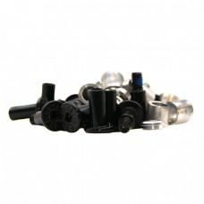 Набор осей и спейсеров Kizer Hardware Axle Set Fluid, 8-Pack