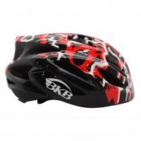 Шлем детский для роликов и самоката BKB Speed Helmet. Красный