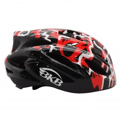 Шлем детский для роликов и самоката BKB Speed Helmet. Красный в магазине Rollbay.ru