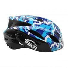 Шлем детский для роликов и самоката BKB Speed Helmet. Синий