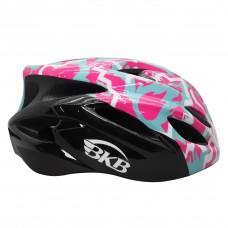 Шлем детский для роликов и самоката BKB Speed Helmet. Розовый