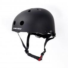 Шлем для роликов и самоката Flying Pro Skate Helmet. Черный