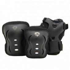 Защита для роликов детская Flying Eagle V5. Черный