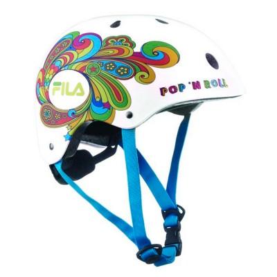 Шлем для роликов Fila Bella White M/L в магазине Rollbay.ru