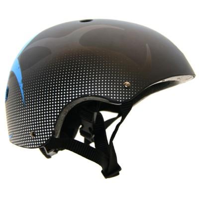Шлем для роликов и самоката Powerslide Helmet Biohazard 58-62 в магазине Rollbay.ru