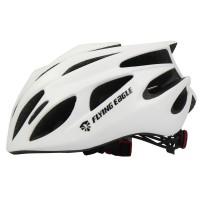 Шлем для роликов и самоката Flying Eagle Fast forward. Белый