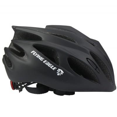 Шлем для роликов и самоката Flying Eagle Fast forward. Черный в магазине Rollbay.ru