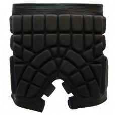 Защитные шорты-накладки для роликов Kufun