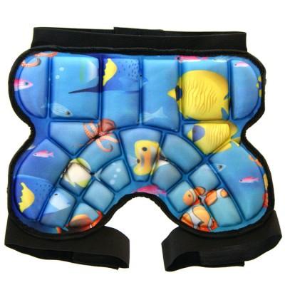 Защитные шорты-накладки для роликов в магазине Rollbay.ru