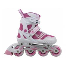Роликовые коньки детские раздвижные Action PW-075