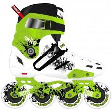 Роликовые коньки Tempish Cronos Green
