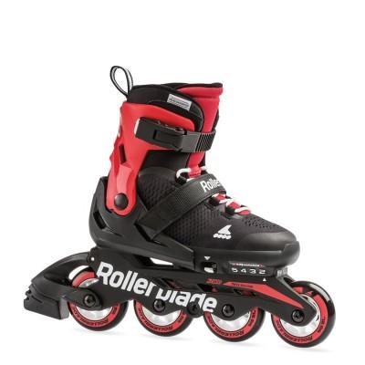 Rollerblade Microblade black/red в магазине Rollbay.ru