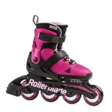 Роликовые коньки детские раздвижные Rollerblade Microblade G