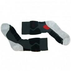 Носки для катания на роликах спортивные серые