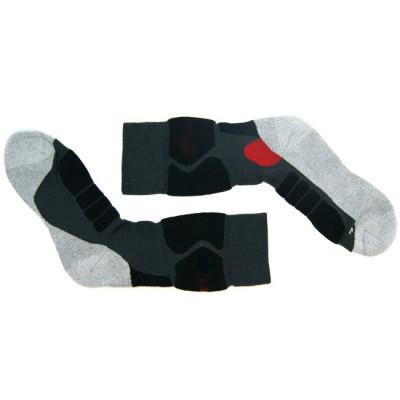 Носки для катания на роликах спортивные серые в магазине Rollbay.ru