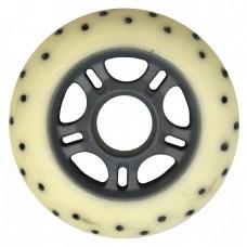 Колеса для роликовых коньков Spark 80mm/85A. Белый