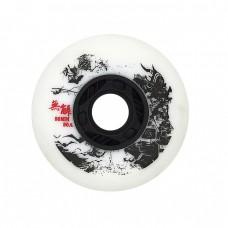 Колеса для роликовых коньков Fallen 80mm/90А. Белый