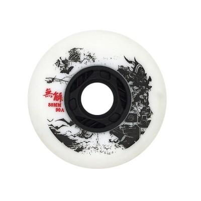 Колеса для роликовых коньков Fallen 80mm/90А. Белый в магазине Rollbay.ru