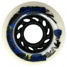 Колеса для роликов детские Flying Eagle Junior 68-72mm/85А. Синий