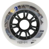 Колеса для роликов Flying Eagle Speed 110mm/85А. Белый