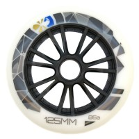 Колеса для роликов Flying Eagle Speed 125mm/85А. Белый