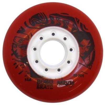 Купить Колеса для города Колеса для роликов Bobo Skate Naruto 80mm/85A в магазине RollBay.ru