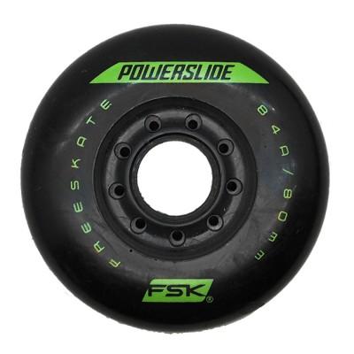 Колеса для роликов Powerslide FSK 80mm/84A 4-pack в магазине Rollbay.ru