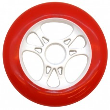 Колеса для роликовых коньков PowerSlide 110mm/85А. Красный