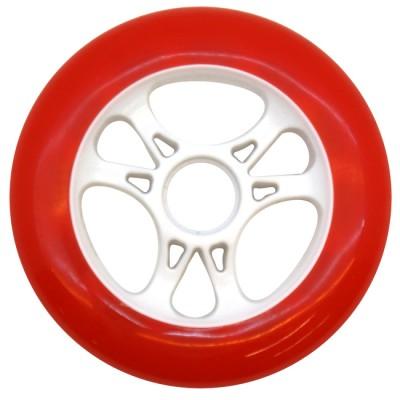 Колеса для роликовых коньков PowerSlide 110mm/85А. Красный в магазине Rollbay.ru