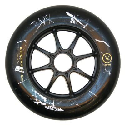Колеса для роликовых коньков PowerSlide 125mm/88А. Черный в магазине Rollbay.ru