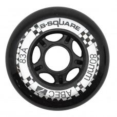 Колеса для роликов B-Square 80mm/83A
